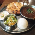 Motoyawata : Cheese kulcha at Sapna