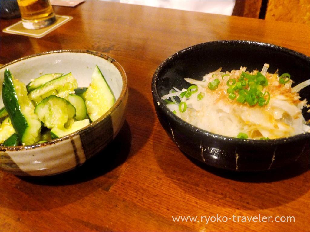 Salads, Butagoya (Koiwa)