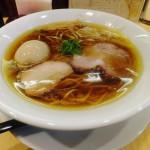 Sugamo : Shoyu ramen at Japanese soba noodles Tsuta (Japanese soba noodles 蔦)