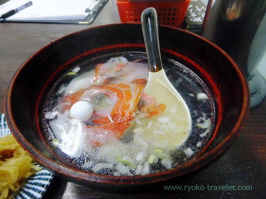 Soup1, Takahashi, Tsukiji