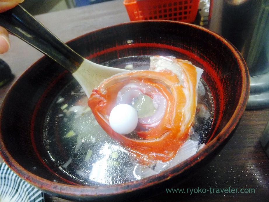 Soup2, Takahashi (Tsukiji Market)