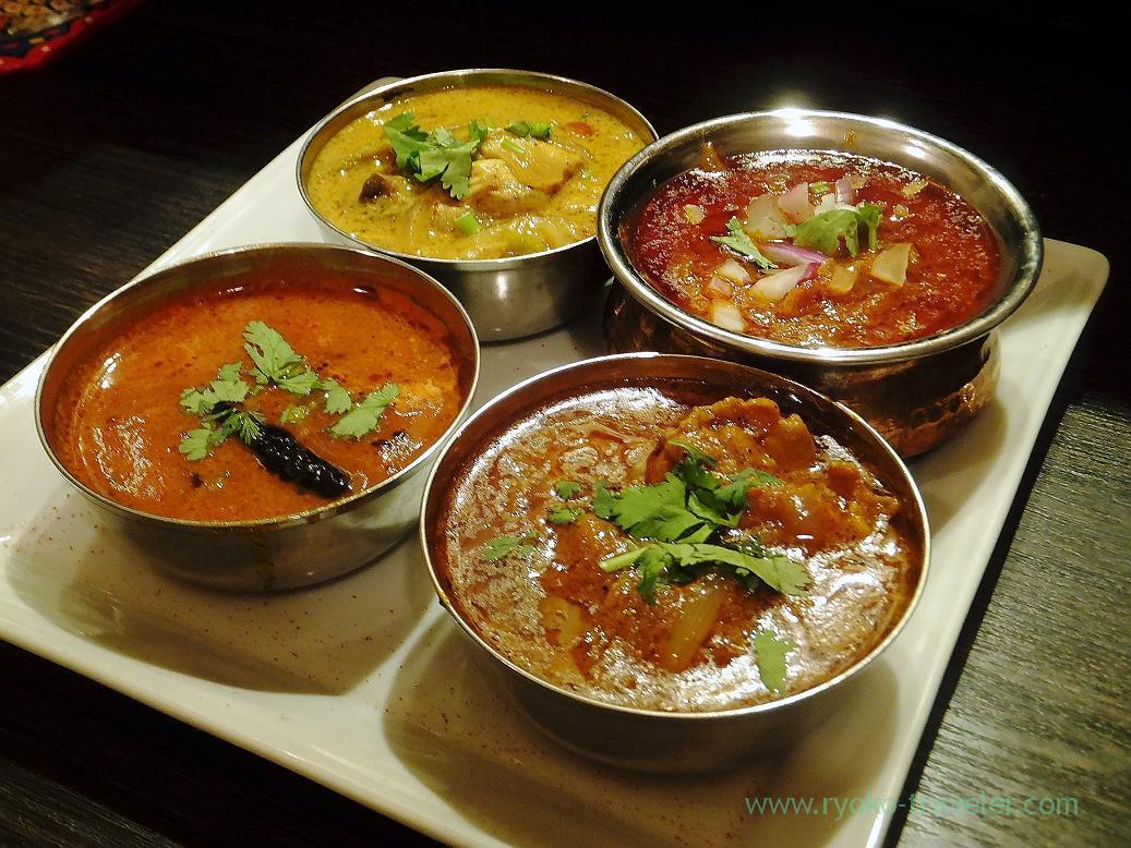 curry, Spice bar Nico (Kiyosumi-Shirakawa)