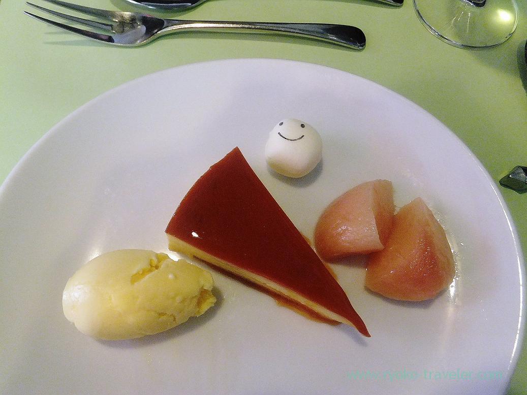 Closer dessert, Persil (Higashi-Ginza)