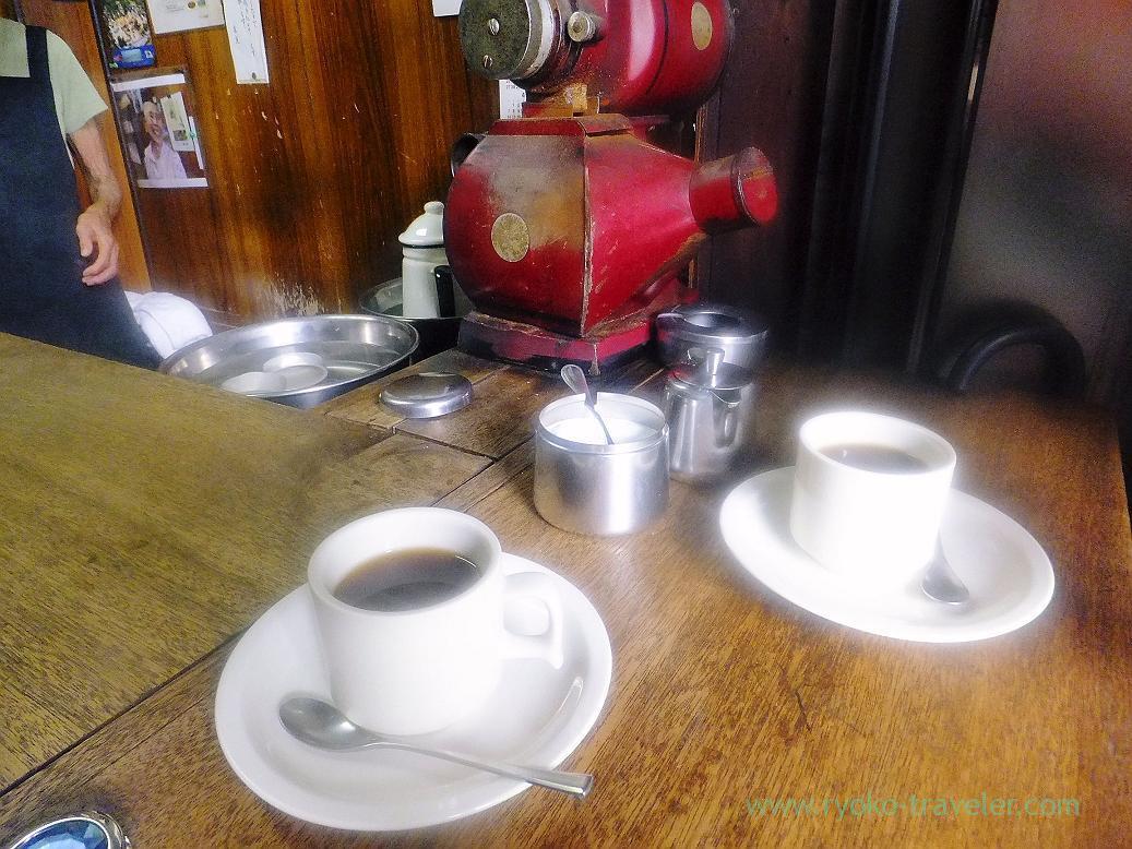 Coffee, Amikane (Tsukiji)