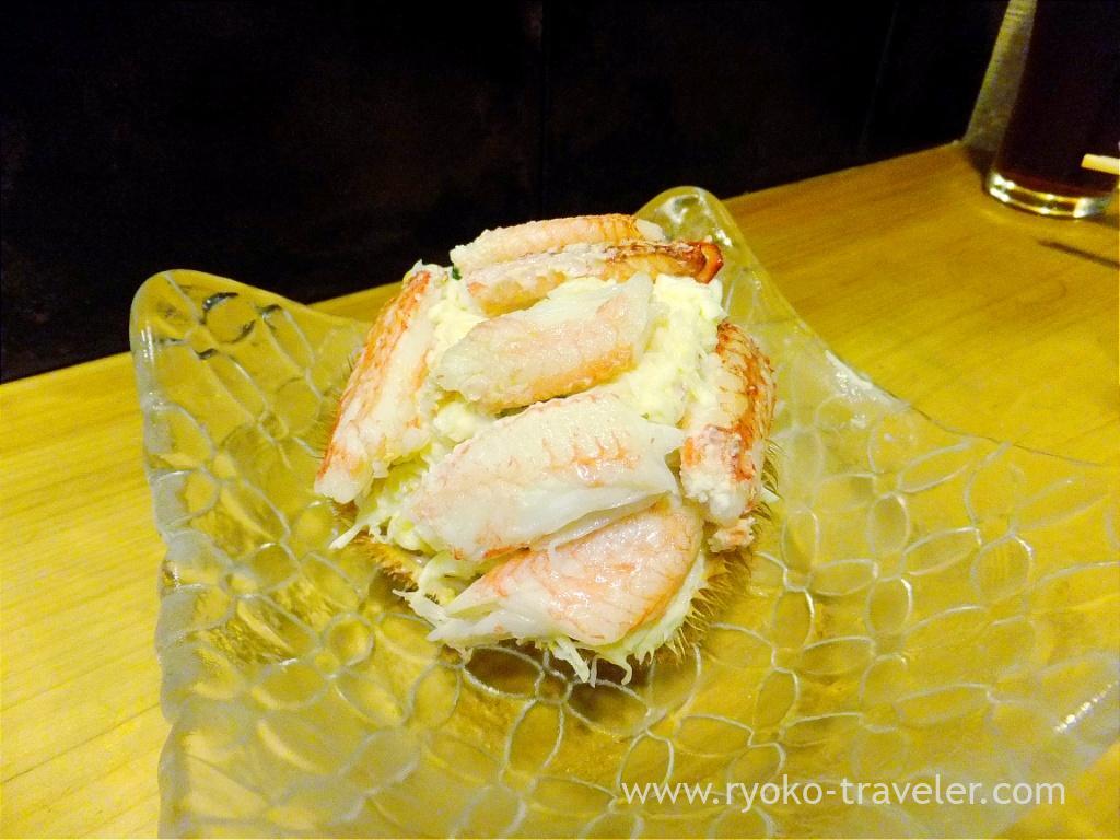 Crab's salads, Kanemasu (Kachidoki)