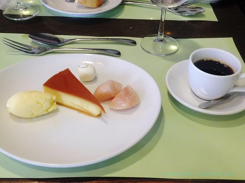 Dessert + 300 yen, Persil (Higashi-Ginza)