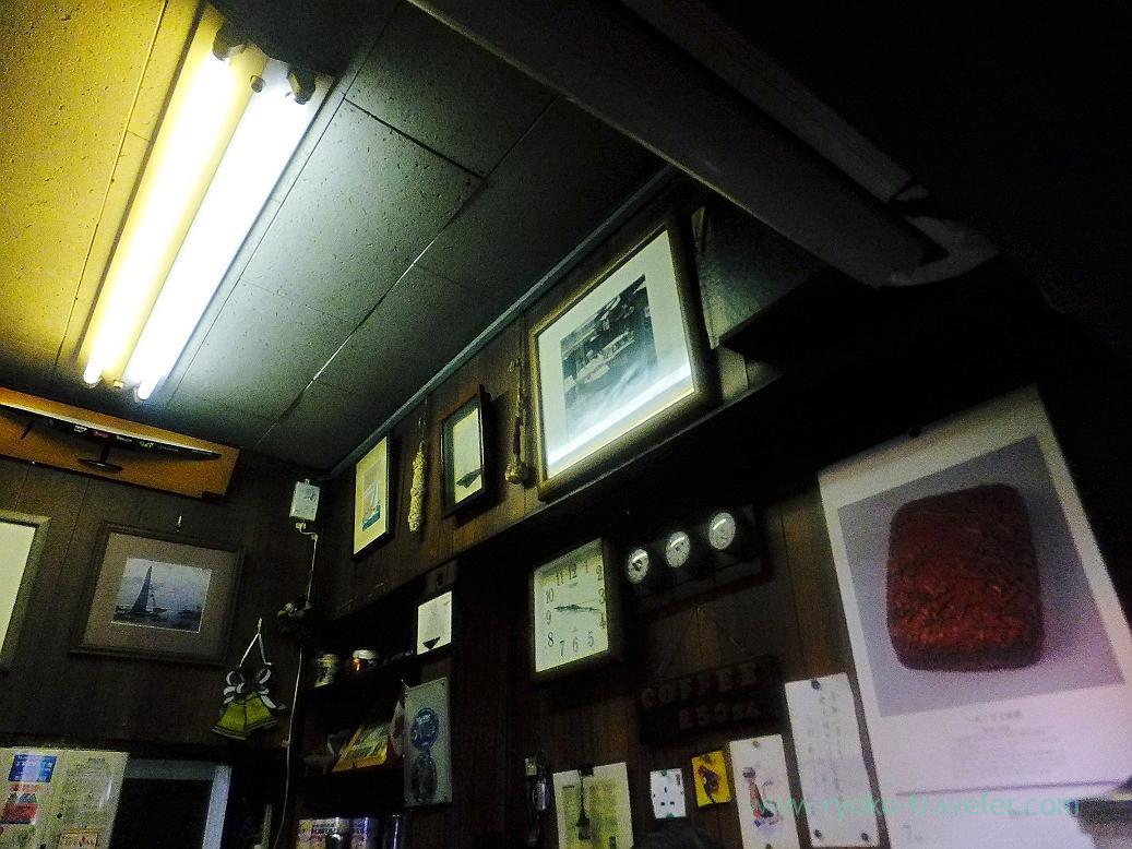 Interior, Amikane (Tsukiji)