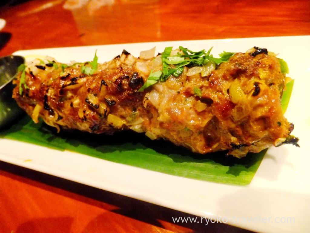 Lamb kebab, Kamal pool (Kiba)