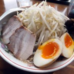 Kachidoki : Jiro-like noodles at Poppoya