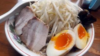 Kachidoki : Jiro-like noodles at Poppoya