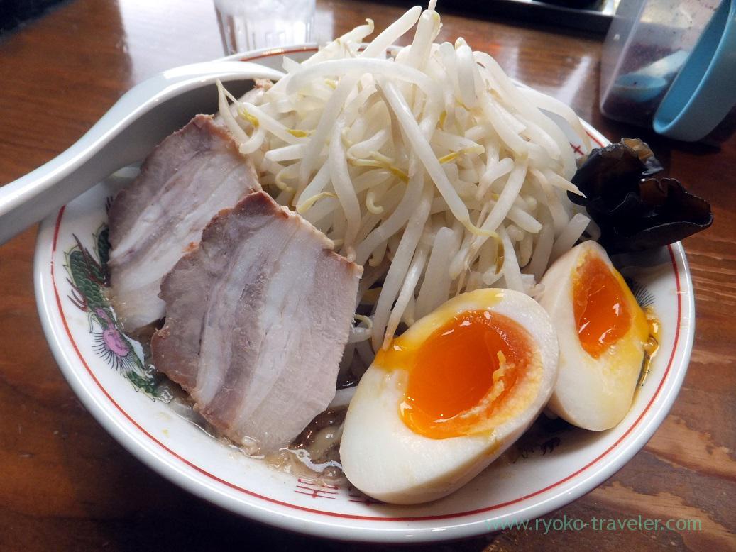 Ramen, Poppoya Harumi Toriton (Kachidoki)