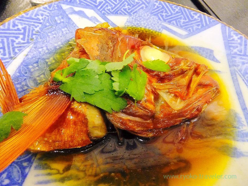 Splendid alfonsino, Refish Shokudou (Tsukiji)