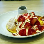 Toyosu : Pancake at Butter in Lalaport