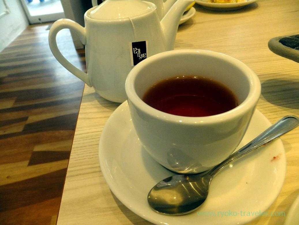 Vanilla tea, Butter (Toyosu)