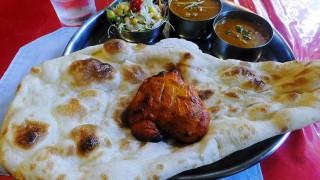 Nishi-Ojima : Curry lunch at Maharani (マハラニ)