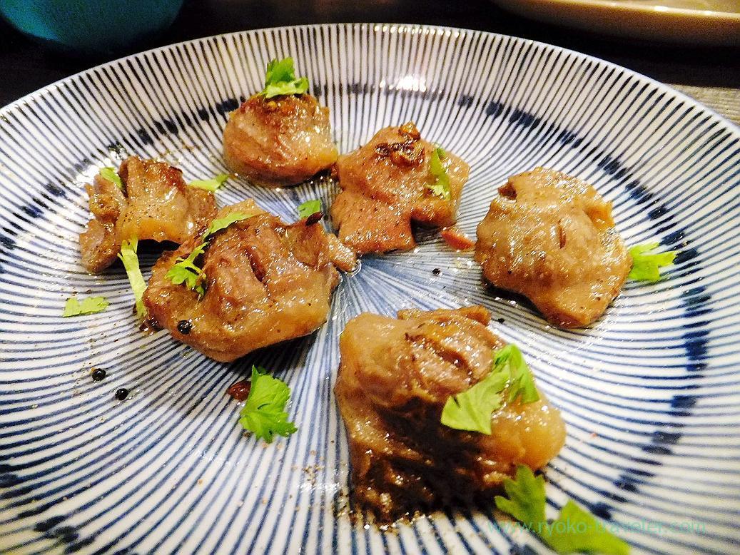 Gizzard confit, Spice bar NICO (Kiyosumi-shirakawa)