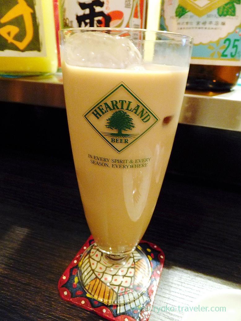 Rum chai, Spice bar NICO (Kiyosumi-shirakawa)