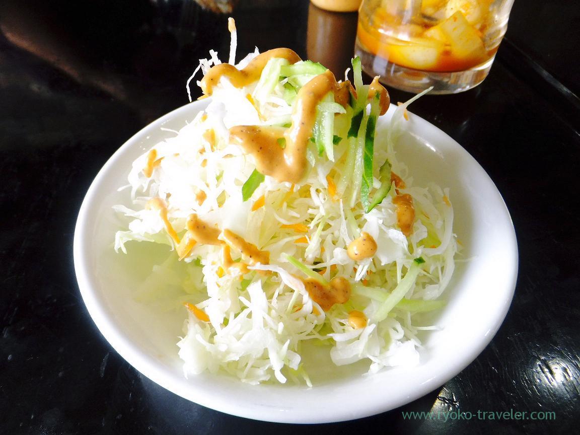 Salads, Dewan Ichihara (Goi)