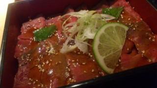 Roast beef box (Ginza)