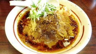 Funabashi : Shirunashi goma ramen at Asyura (阿修羅)