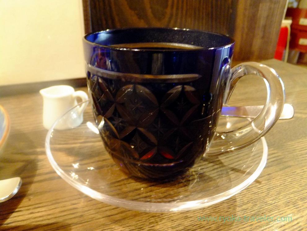 My coffee is from East Timor, Sumida coffee (Kinshicho)
