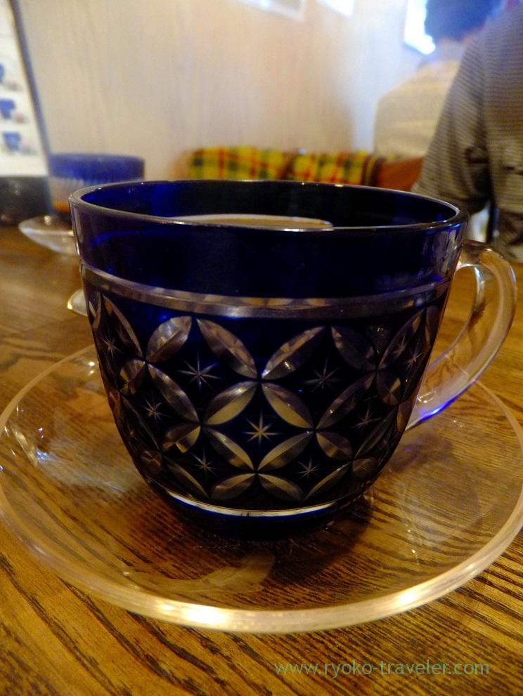 Shippou Kiriko, Sumida coffee (Kinshicho)