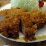 My last tonkatsu … (Funabashi)