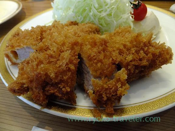 Fillet cutlet, Kitchen Nao (Funabashi)