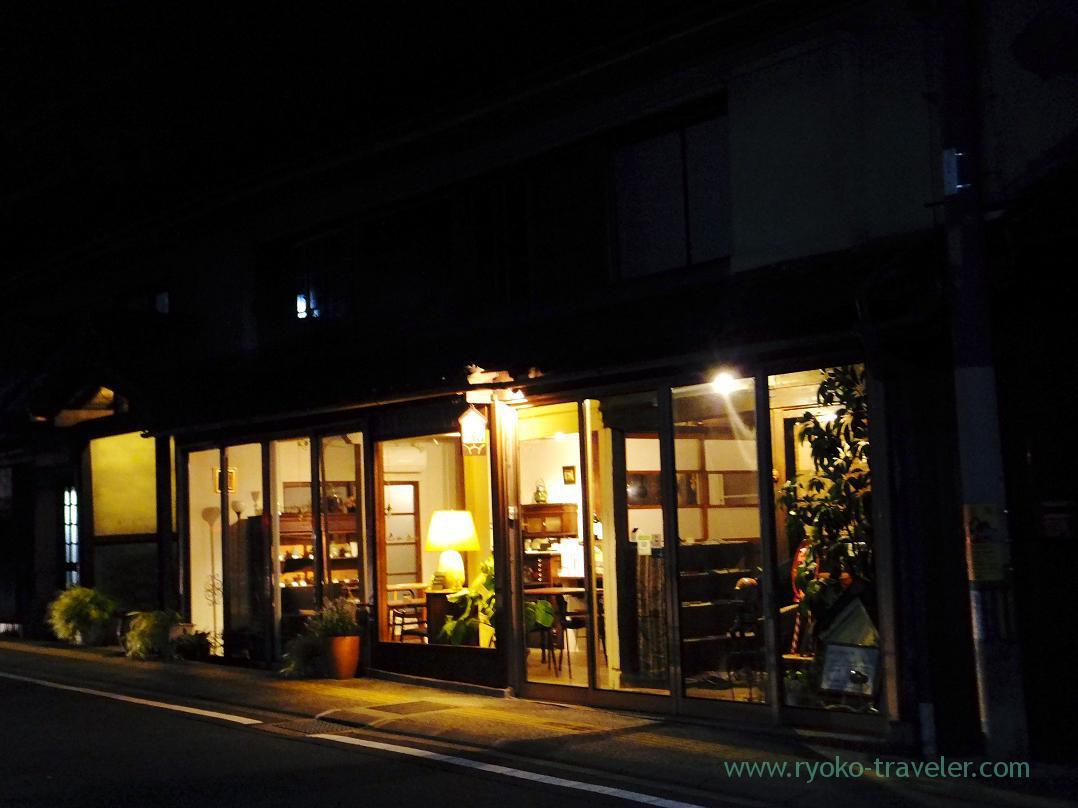 Appearance, Guest house KURA (Suzaka)