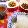 Funabashi : Thai curry at Ayutthaya (アユタヤ)