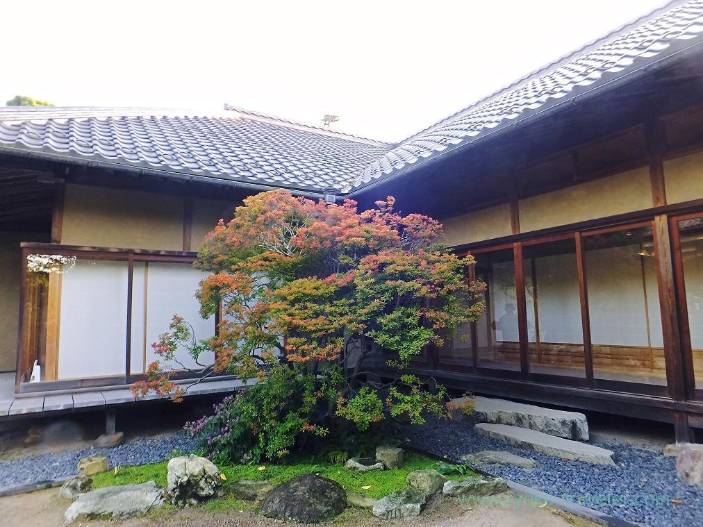 Garden,Tanaka Honke Museum, nagano2013 (Suzaka)