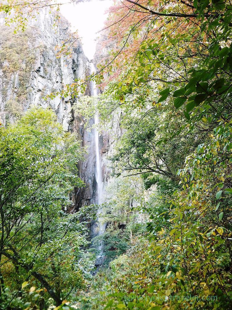 Gongen falls, Yonako great falls (Suzaka)