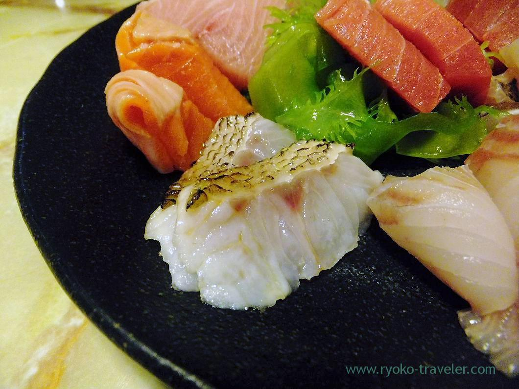 Grilled Barracuda, Kashigashira (Tsukiji)