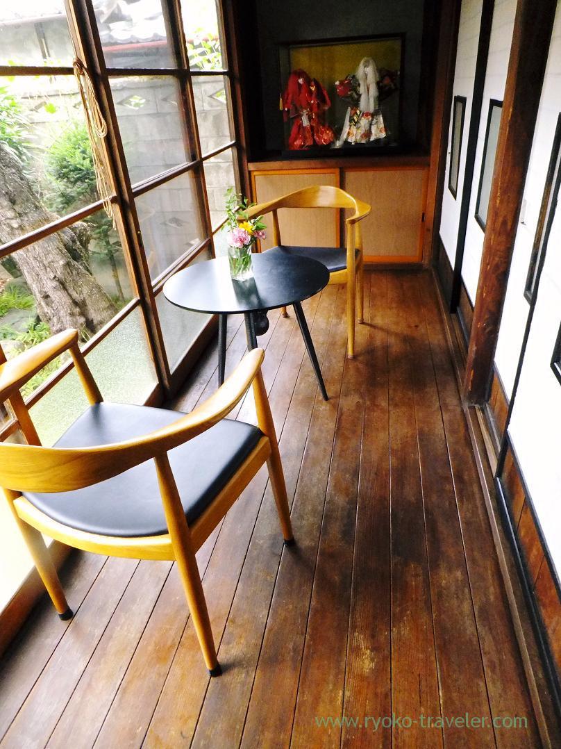 Lobby, Guest house KURA (Suzaka)