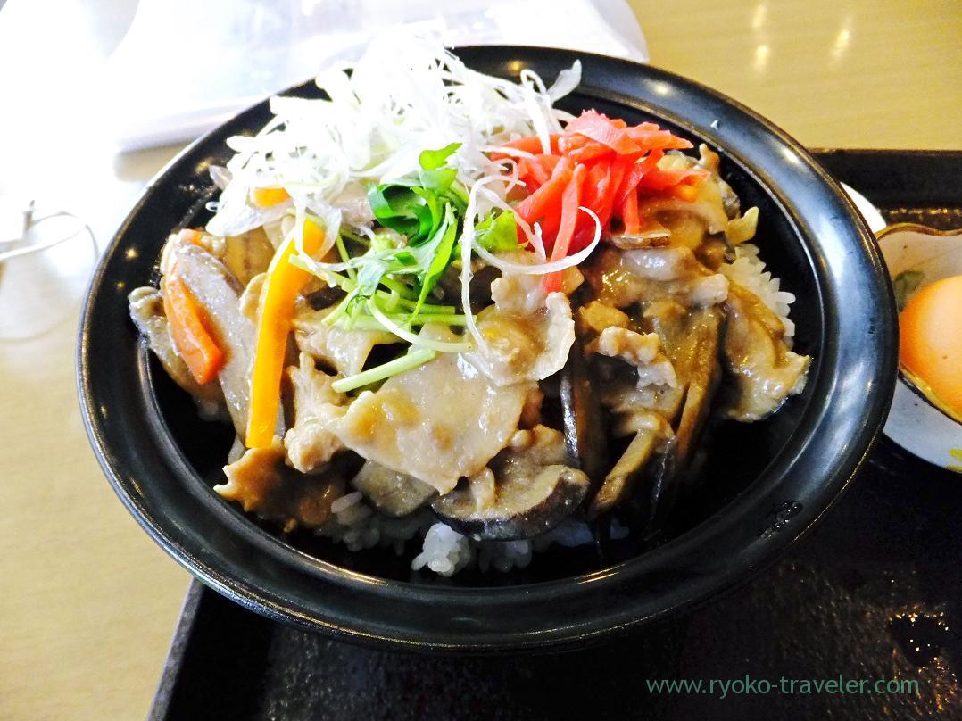 Miso-suki bowl, Yukkurando (Suzaka)