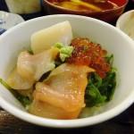 Tsukiji Market : Chef's choice at Yonehana