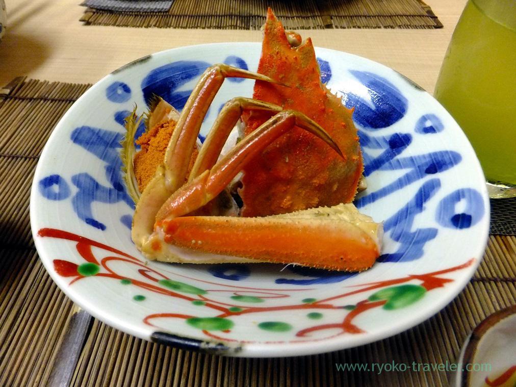 Queen crab, Kazumiya (Yushima)
