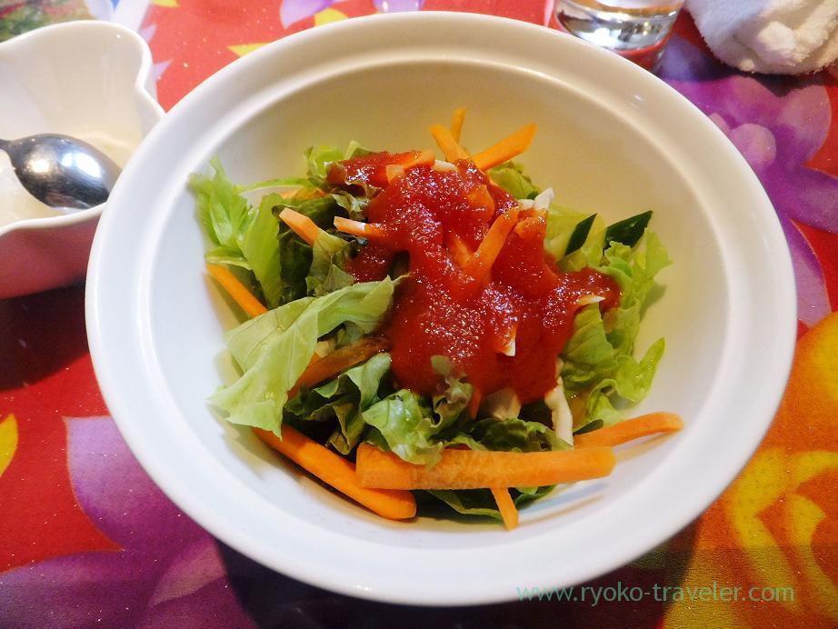Salad, Ayutaya (Funabashi)