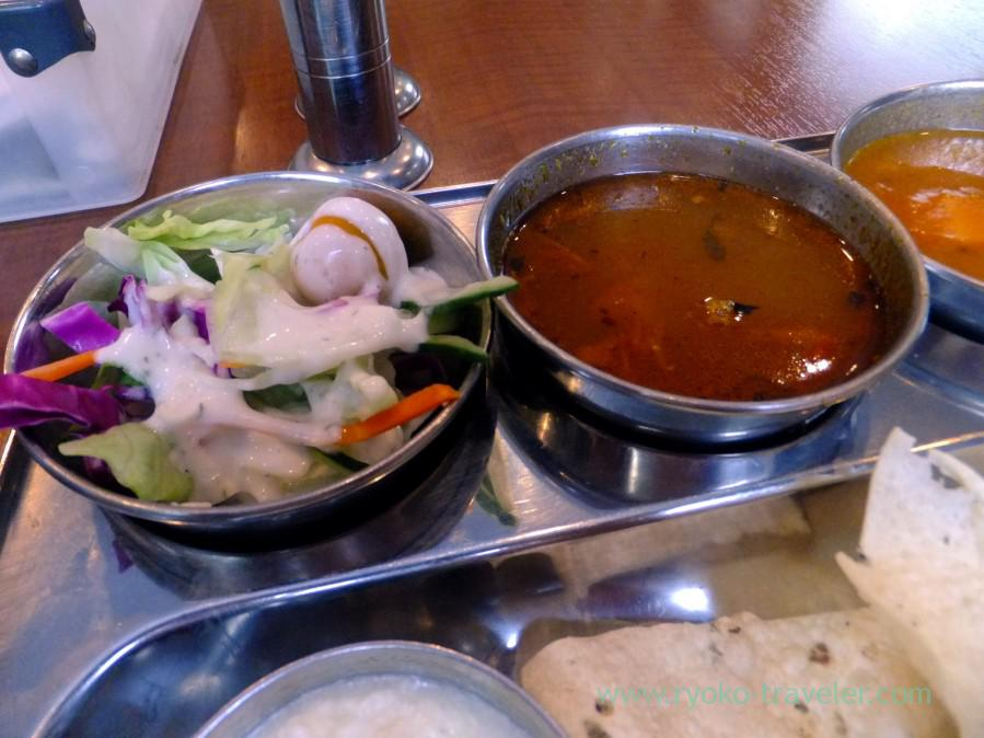 salad-and-rasam-govindas-mizue