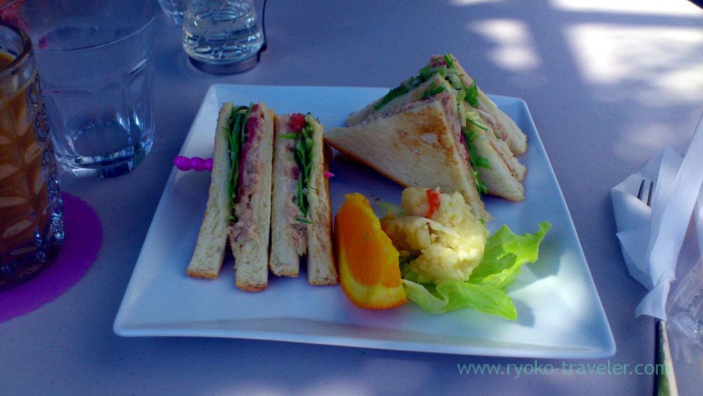 Sandwich, Kopie (Funabashi)