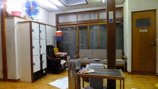 A record of old sento (Funabashi)