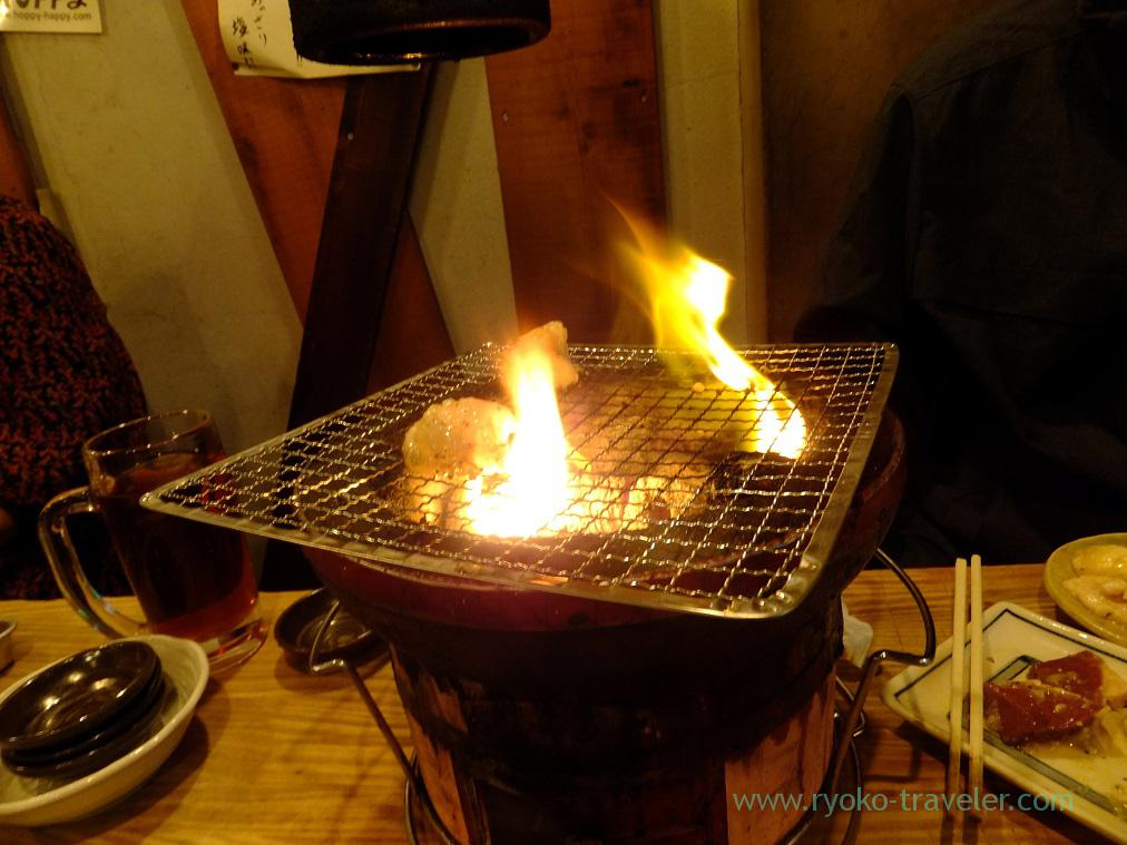 Fire, Kameido-Horumon (Kameido)