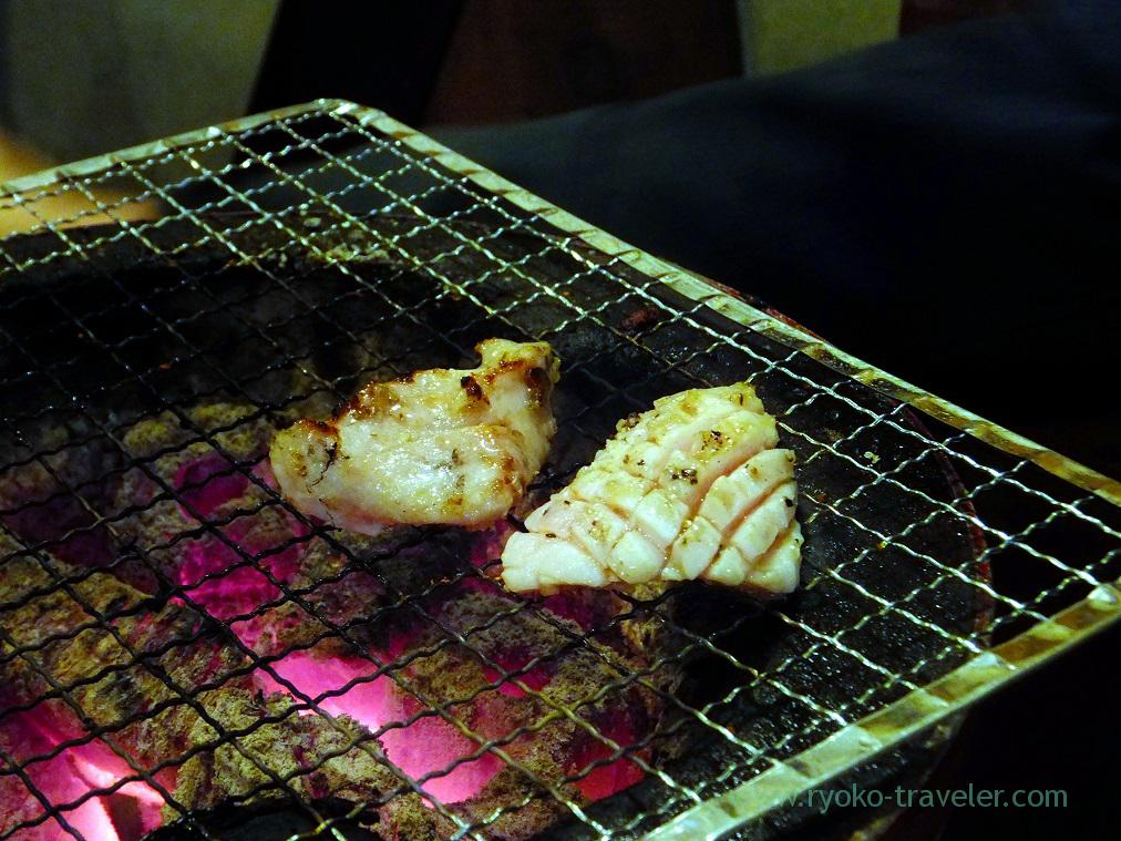 Grilling, Kameido-Horumon (Kameido)