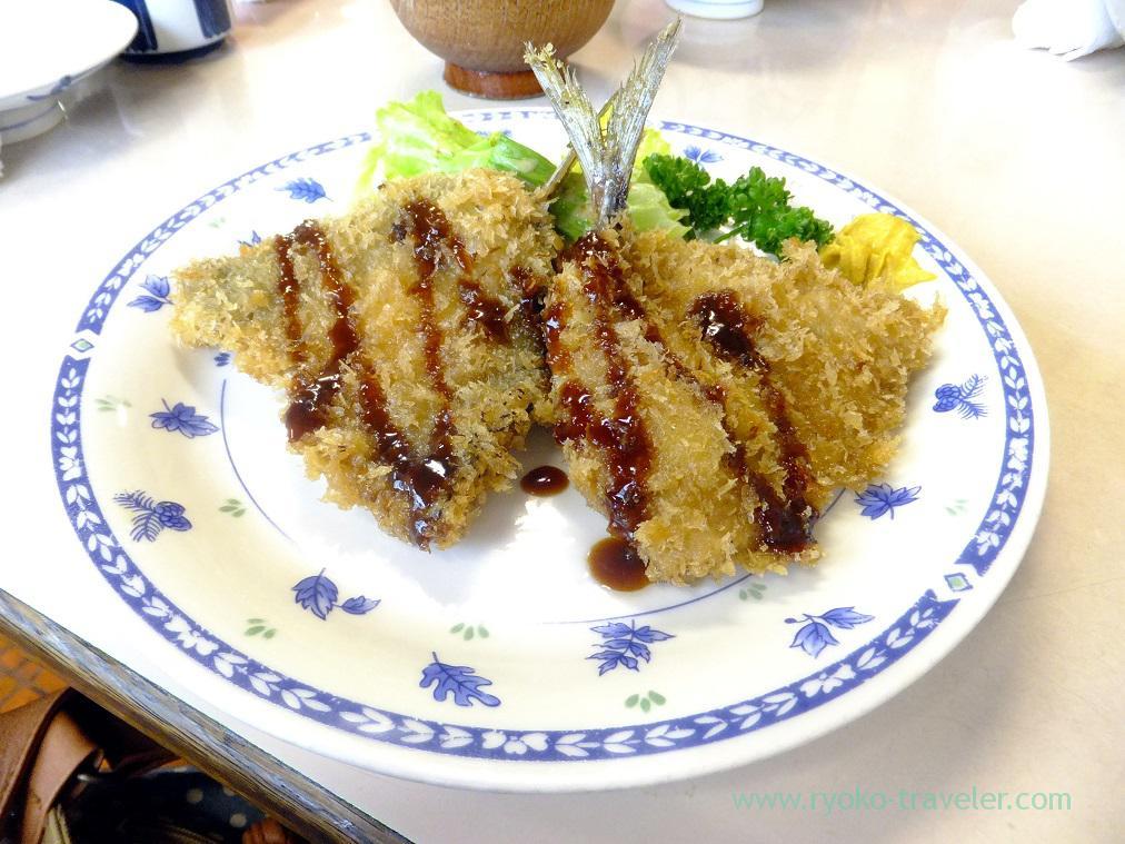 Horse mackerel fry, Isonoya (Tsukiji Market)