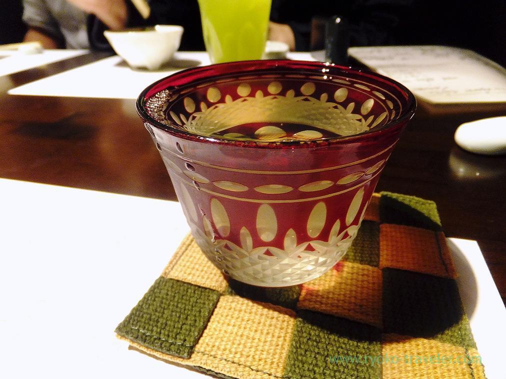 Kuroobi Junmaishu from Ishikawa, Fujimura (Tsukiji)