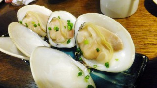 Tsukiji : Dinner at Kashigashira 1/2 (河岸頭)