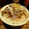 Ramen and pork fillet bowl (Motoyawata)