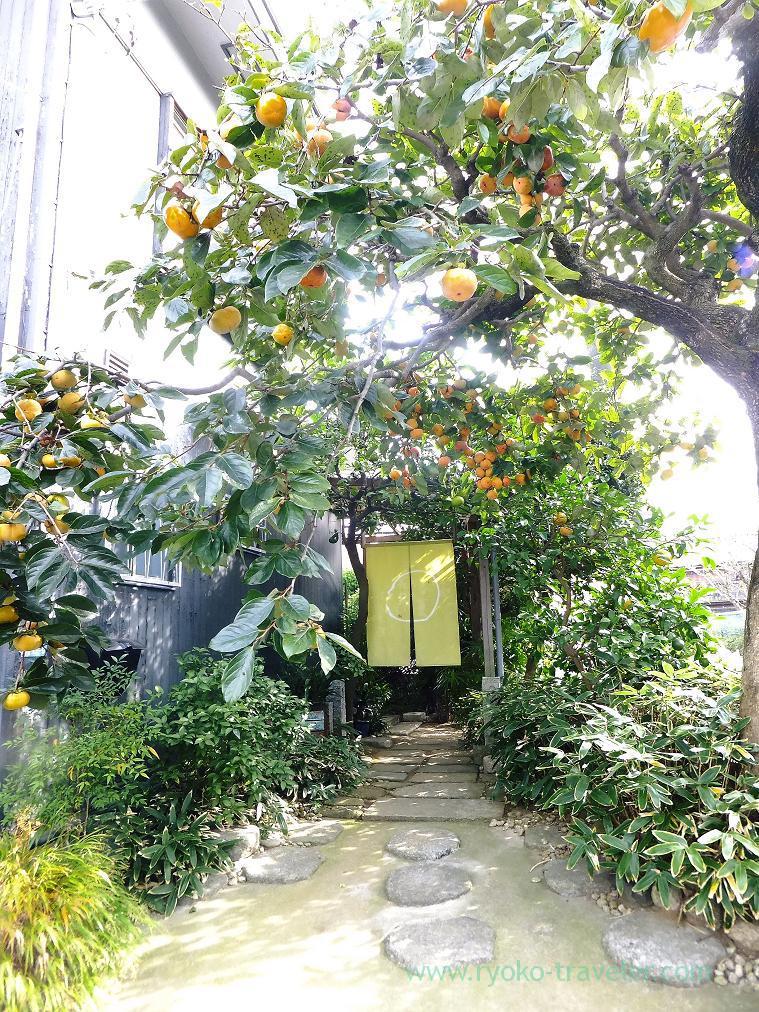 Entrance, Soba Isba Isato (Kounodai)