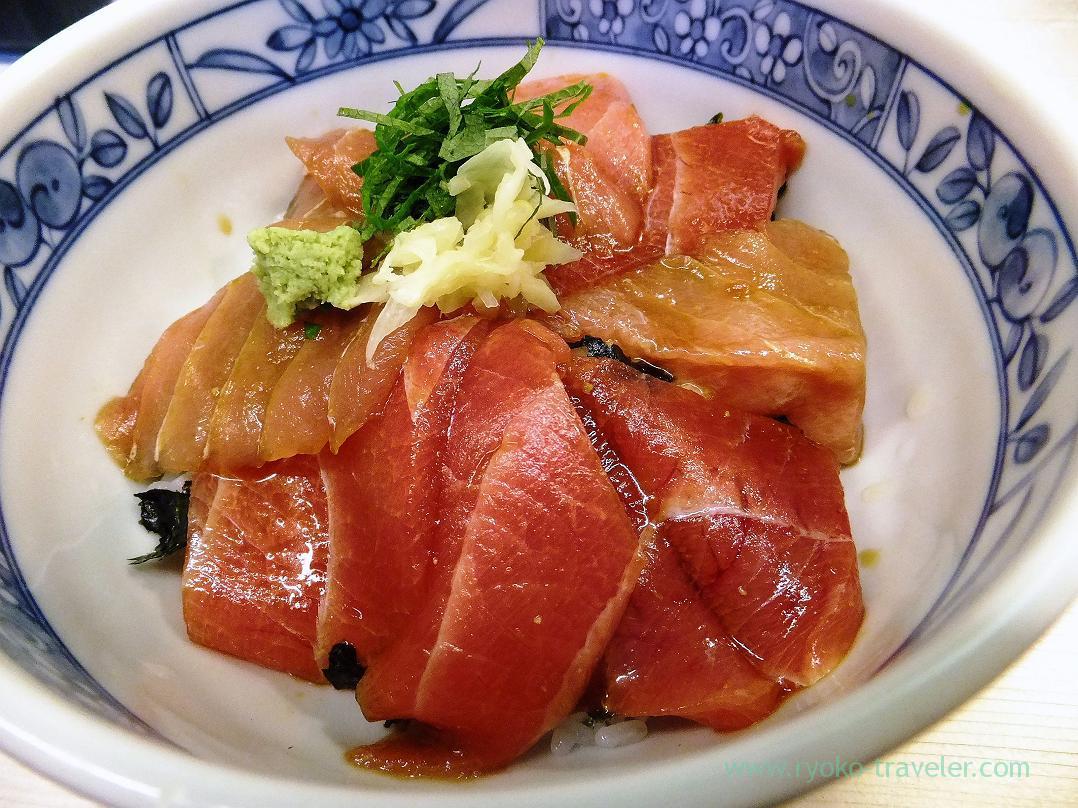 Imadake Donburi, Segawa (Tsukiji)