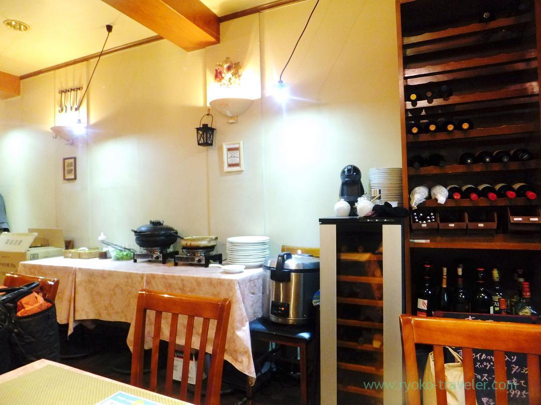 Interior, Dilani-san's Sri Lanka curry (Monzen-nakacho)